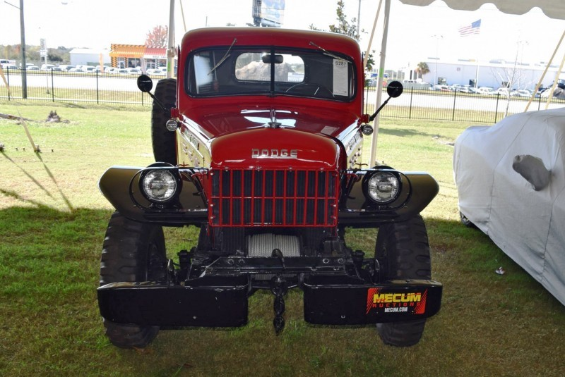 1961 Dodge POWER WAGON WM300 Pickup 22