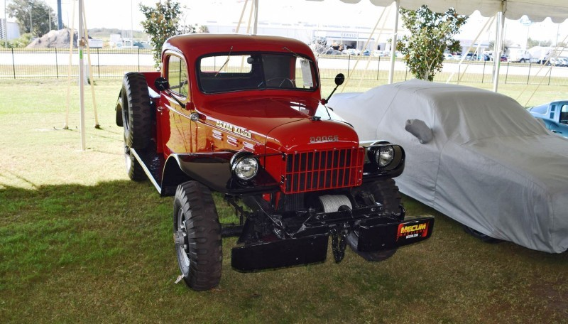 1961 Dodge POWER WAGON WM300 Pickup 23