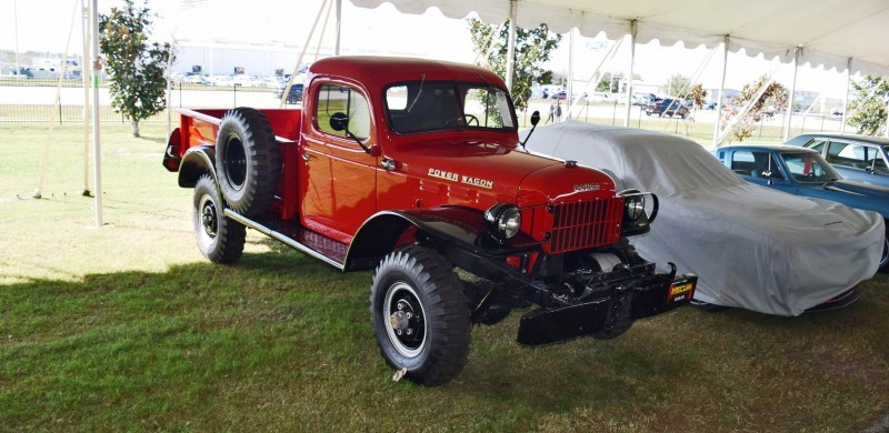 1961 Dodge POWER WAGON WM300 Pickup 24