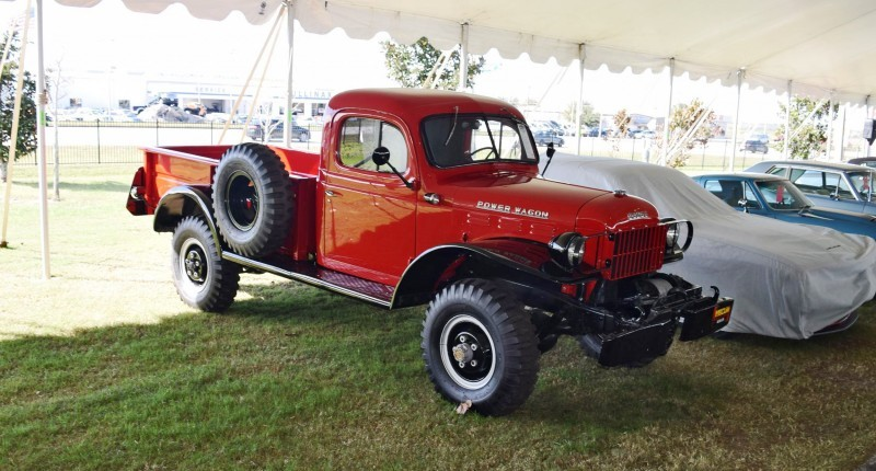 1961 Dodge POWER WAGON WM300 Pickup 25