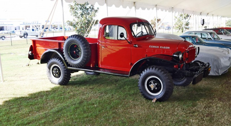 1961 Dodge POWER WAGON WM300 Pickup 26