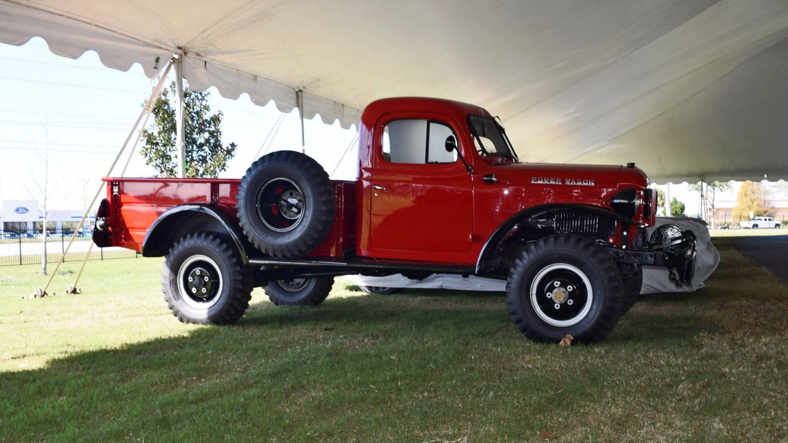 1961 Dodge POWER WAGON WM300 Pickup - An American Hero: As-New, In