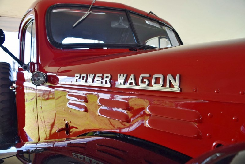 1961 Dodge POWER WAGON WM300 Pickup 28