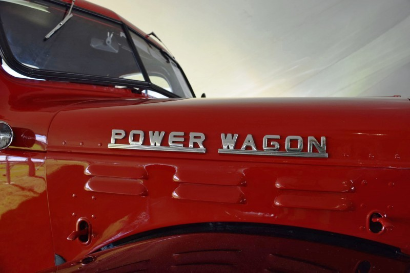 1961 Dodge POWER WAGON WM300 Pickup 29