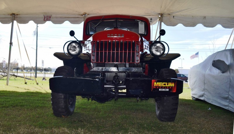 1961 Dodge POWER WAGON WM300 Pickup 3