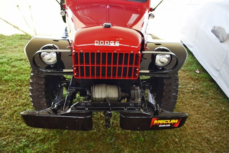 1961 Dodge POWER WAGON WM300 Pickup 31