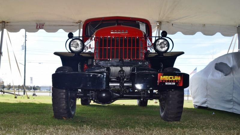 1961 Dodge POWER WAGON WM300 Pickup 4