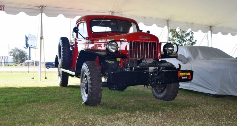 1961 Dodge POWER WAGON WM300 Pickup 6