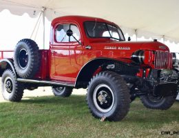 1961 Dodge POWER WAGON WM300 Pickup – An American Hero: As-New, In Box