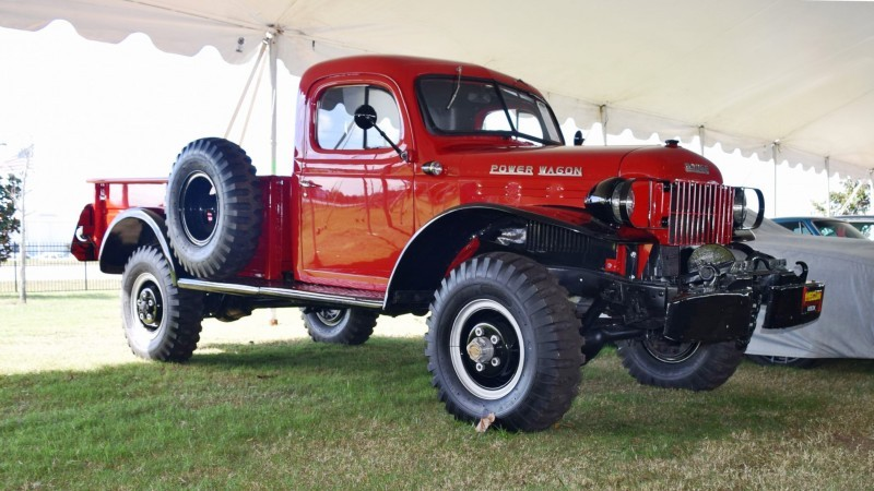 1961 Dodge POWER WAGON WM300 Pickup 7