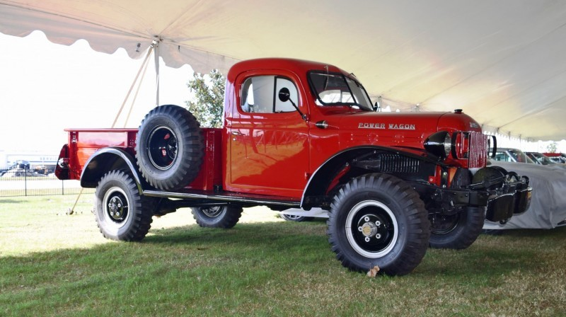 1961 Dodge POWER WAGON WM300 Pickup 8