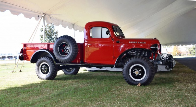 1961 Dodge POWER WAGON WM300 Pickup 9