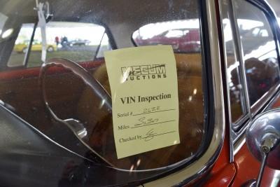 1963 Maserati 3500GTi Interior 2