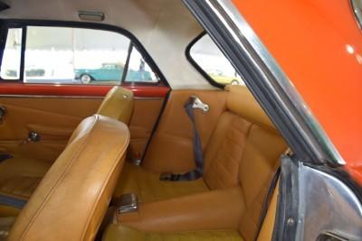 1963 Maserati 3500GTi Interior 6