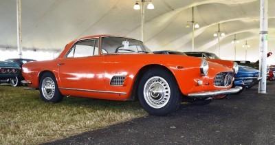 1963 Maserati 3500GTi Superleggera Coupe 10