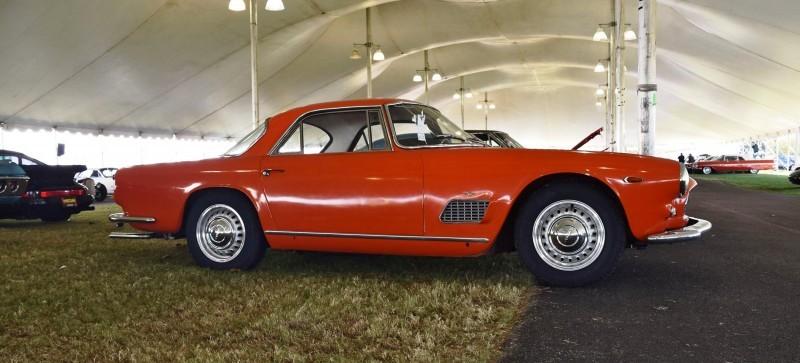 1963 Maserati 3500GTi Superleggera Coupe 11