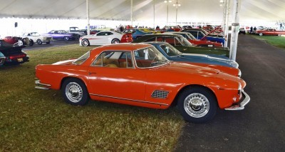 1963 Maserati 3500GTi Superleggera Coupe 12