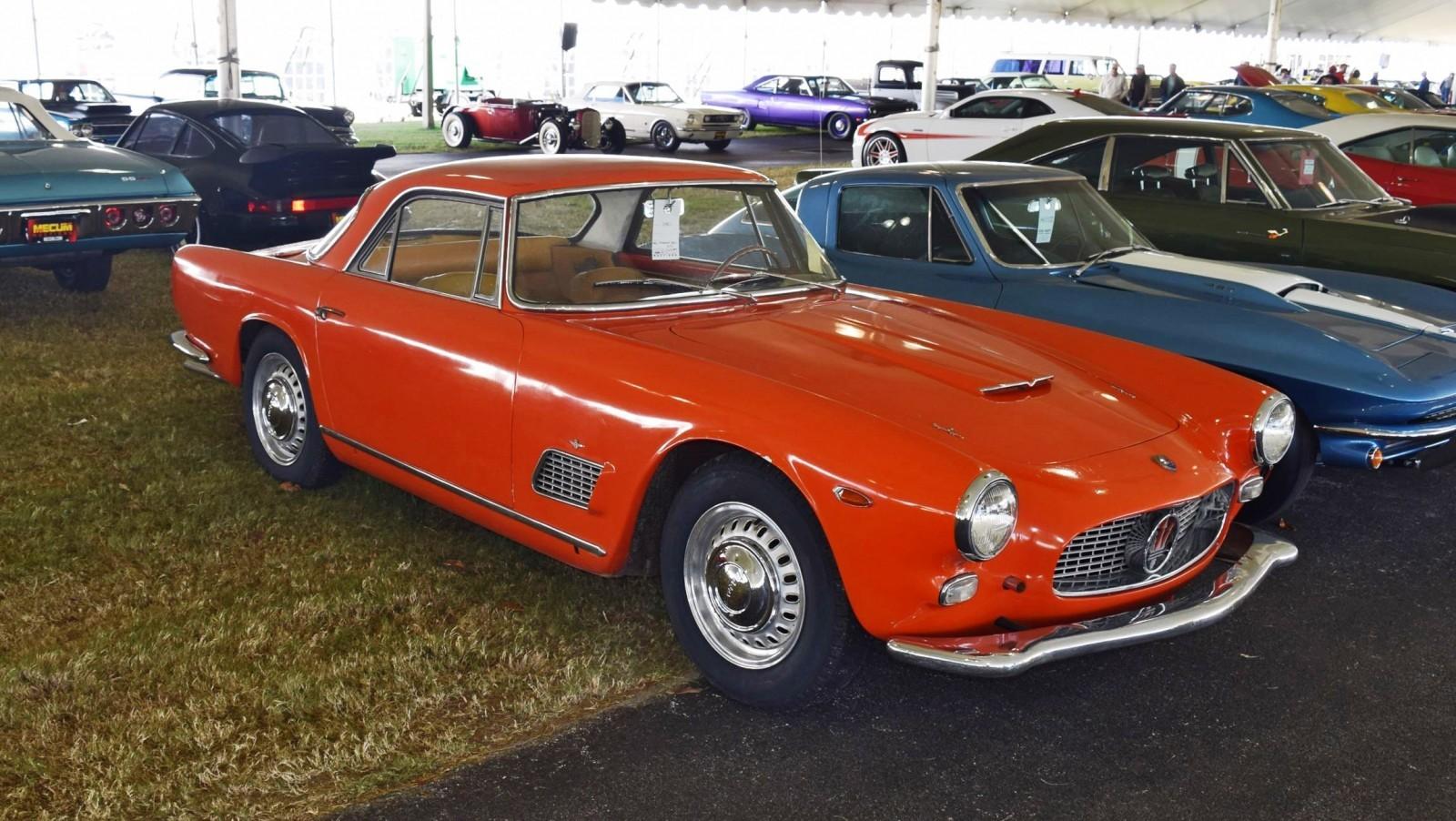 Mecum Florida Favorites - 1963 Maserati 3500 GTi ...