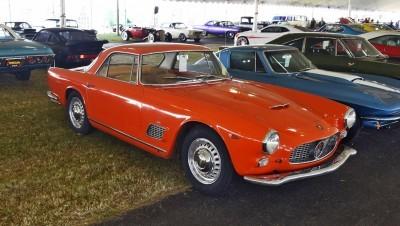 1963 Maserati 3500GTi Superleggera Coupe 14