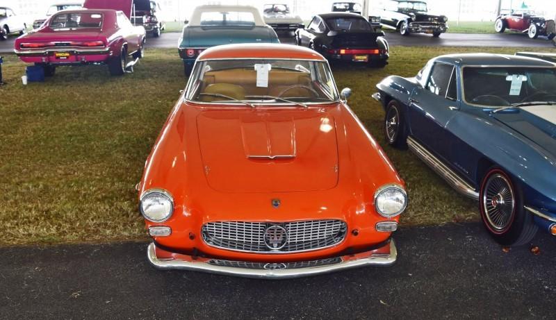 1963 Maserati 3500GTi Superleggera Coupe 17