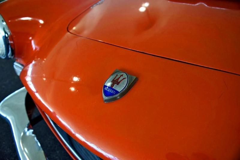 1963 Maserati 3500GTi Superleggera Coupe 2