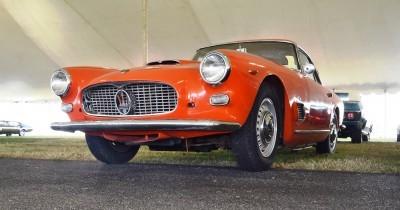 1963 Maserati 3500GTi Superleggera Coupe 22