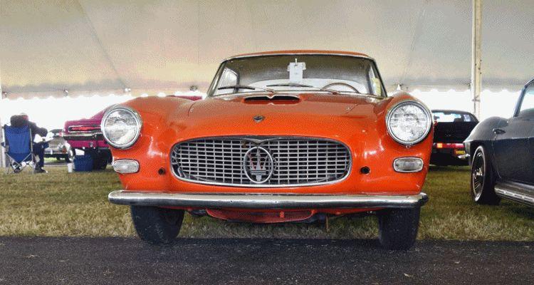 1963 Maserati 3500GTi Superleggera Coupe 2343