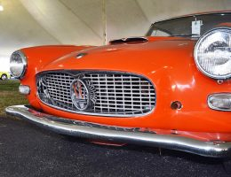 Mecum Florida Favorites – 1963 Maserati 3500 GTi Superleggera Coupe Is Ultimate Old-Money Villain