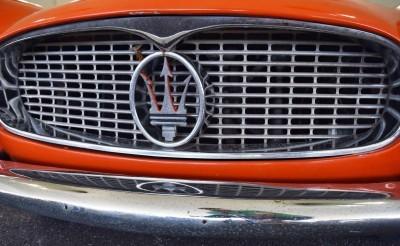 1963 Maserati 3500GTi Superleggera Coupe 27