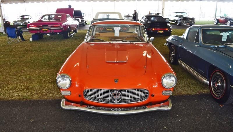 1963 Maserati 3500GTi Superleggera Coupe 6