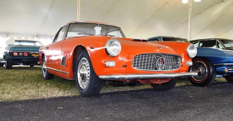 1963 Maserati 3500GTi Superleggera Coupe 8