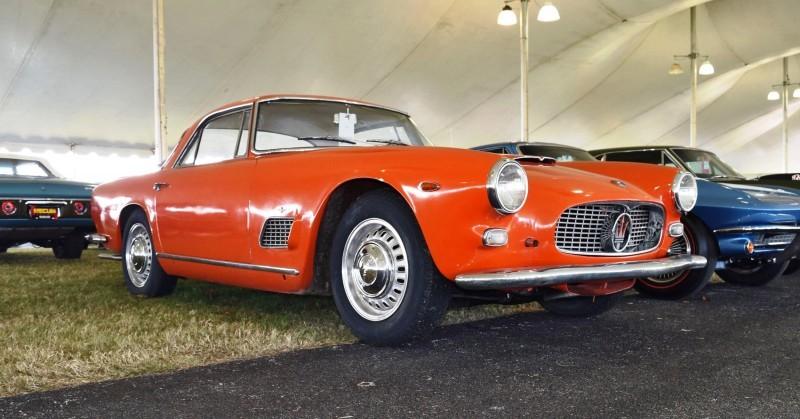 1963 Maserati 3500GTi Superleggera Coupe 9