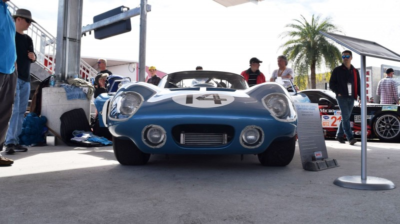 1964 SHELBY COBRA DAYTONA 25