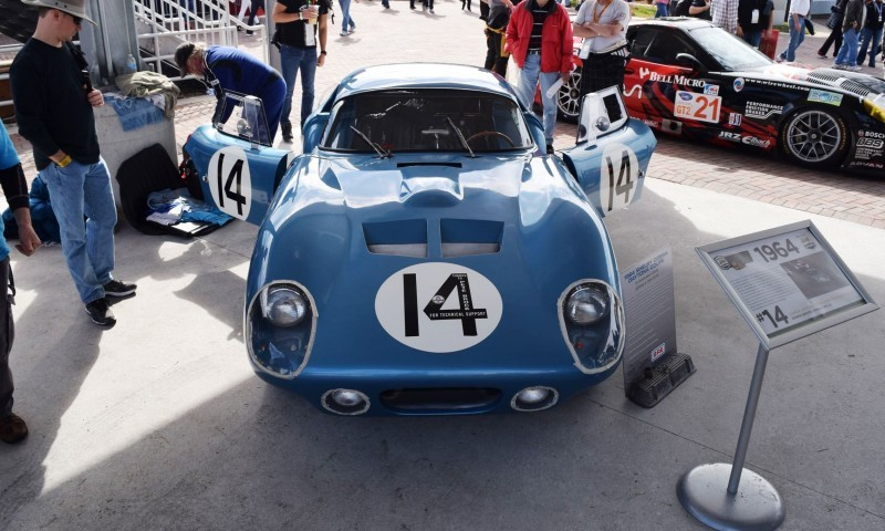 1964 SHELBY COBRA DAYTONA 32