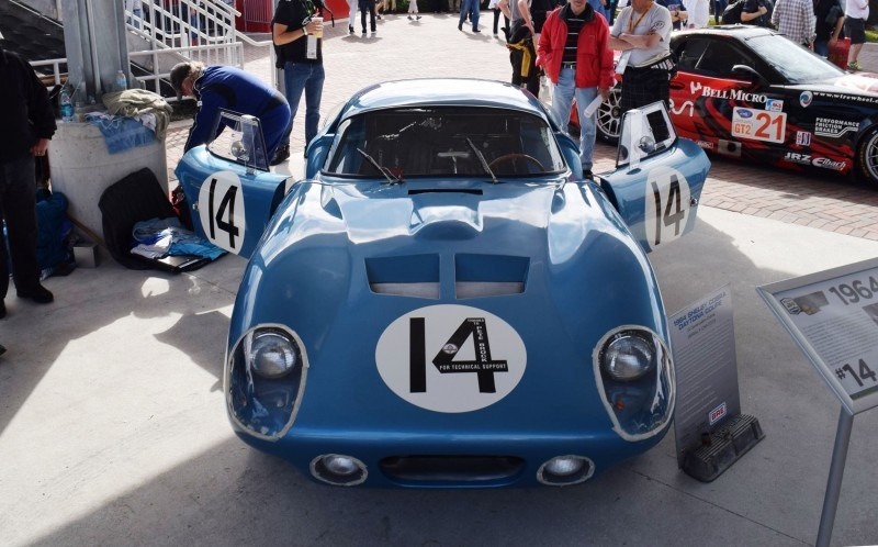 1964 SHELBY COBRA DAYTONA 35