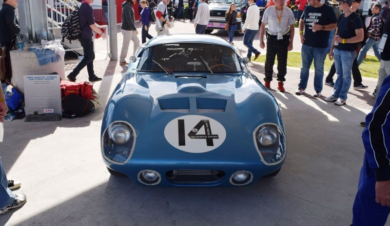 1964 SHELBY COBRA DAYTONA 57