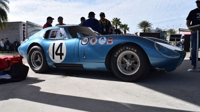 1964 SHELBY COBRA DAYTONA 69