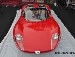 Amelia Island 2015 – 1967 Alfa Romeo Tipo 33 Stradale In 50 Stunning New Photos