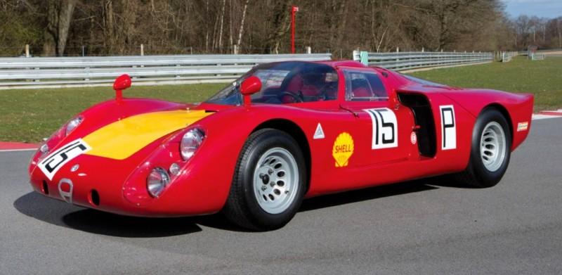 1968 Alfa Romeo Tipo 33-2 Daytona RM Auctions MONACO 2014 1