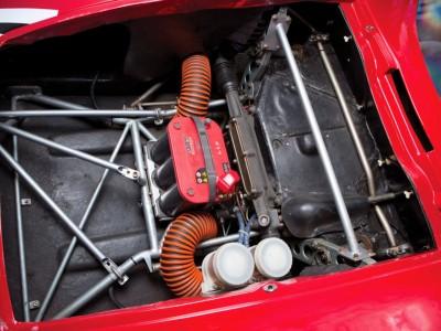 1968 Alfa Romeo Tipo 33-2 Daytona RM Auctions MONACO 2014 13
