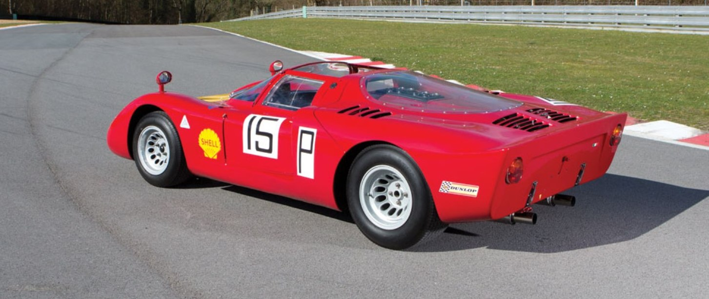 Max Advanced Brakes >> 1968 Alfa Romeo Tipo 33/2 Daytona $1.72M RM Auctions 2014