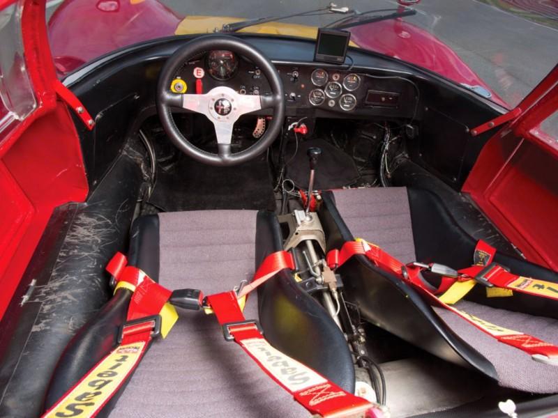 1968 Alfa Romeo Tipo 33-2 Daytona RM Auctions MONACO 2014 4