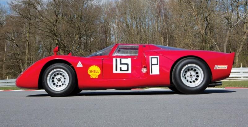 1968 Alfa Romeo Tipo 33-2 Daytona RM Auctions MONACO 2014 5