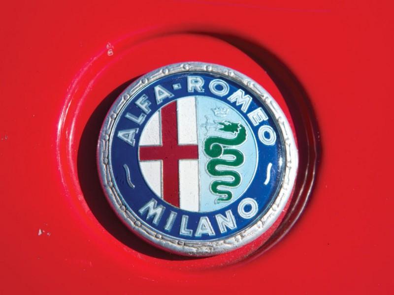 1968 Alfa Romeo Tipo 33-2 Daytona RM Auctions MONACO 2014 6