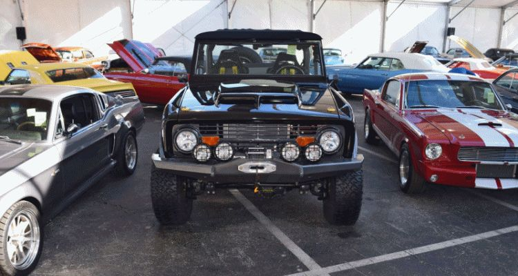 1969 Ford BRONCO by Chimera Customs