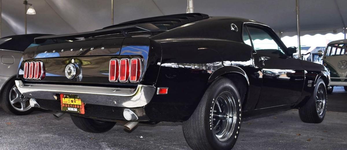 1969 boss 429 mustang