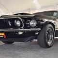1969 Ford Mustang BOSS 429 in Raven Black 28