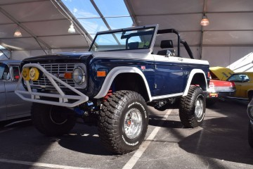1970 Ford BRONCO SPORT 5.0 Roadster 2