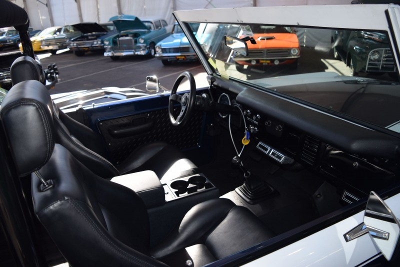 1970 Ford BRONCO SPORT 5.0 Roadster 20