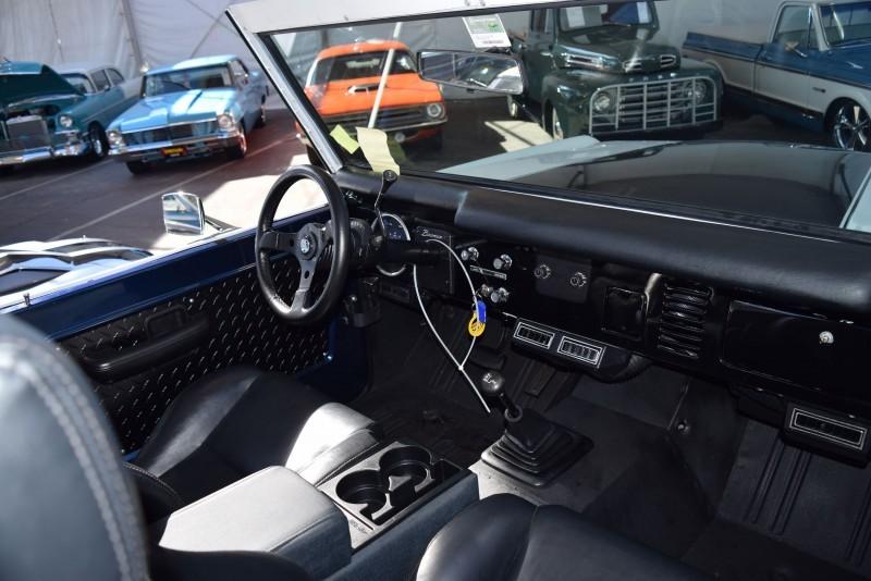 1970 Ford BRONCO SPORT 5.0 Roadster 21